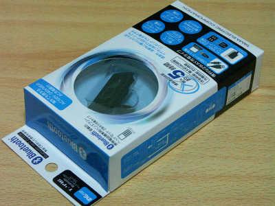 inG Bluetooth ヘッドセットコンパクト ブラック T-476.jpg